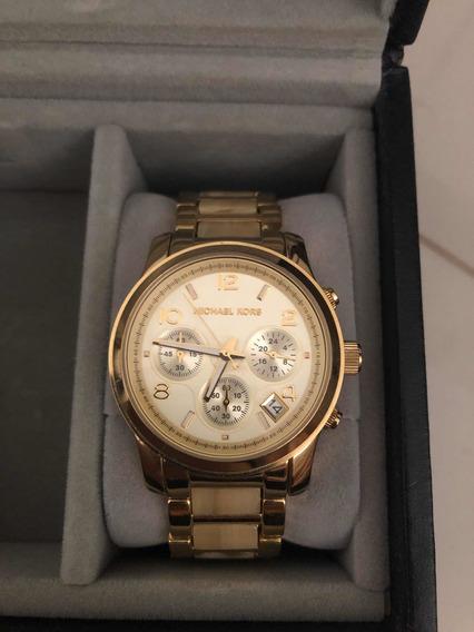 Relógio Michael Kors Mk5660 Feminino Madreperola