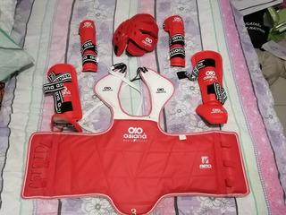 Equipo Completo Taekwondo Asiana