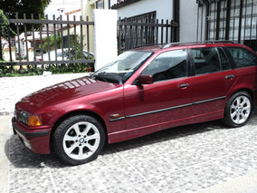 Bmw E36 Touring 320i Station Wagon 1996 Camioneta Break