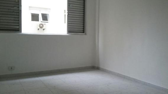 Kitnet Residencial Para Locação, Gonzaga, Santos. - Kn0511