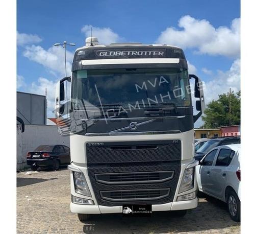 Caminhão Volvo Globrettroter Fh 540 - 6x4 T