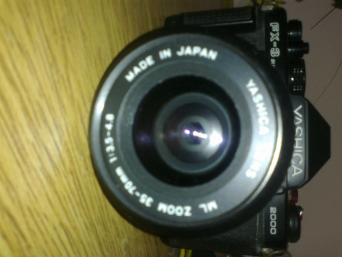 Maquina Fotográfica Yahica