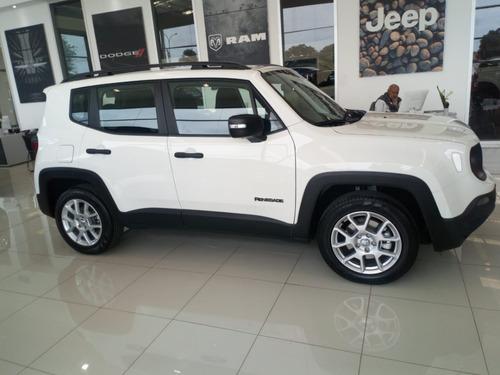 Jeep Renegade Sport Suscripcion $49.000 + Cuotas
