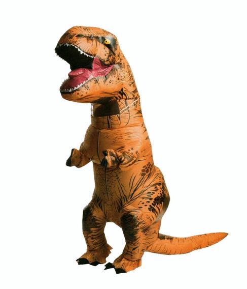 Disfraz Inflable Dinosaurio Trex (el Original)