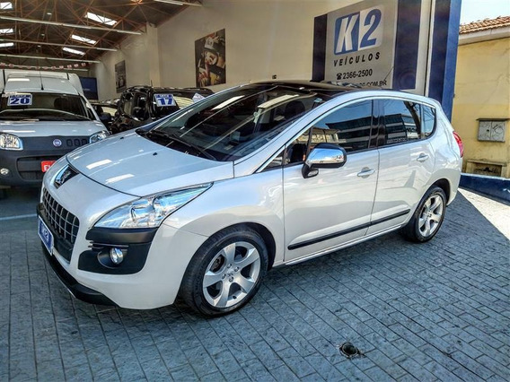 Peugeot 3008 1.6 Griffe Thp 16v Gasolina 4p Automático 2013/