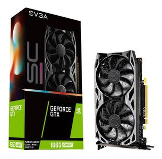 Evga Geforce Gtx 1660 Super Sc Ultra Gaming, 06g-p4-1068-kr