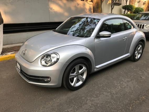 Beetle 2.5 Mt Plateado
