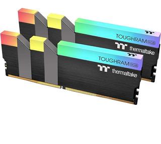 Memoria Ram Thermaltake Toughram Rgb Ddr4 16gb Gaming Nnet
