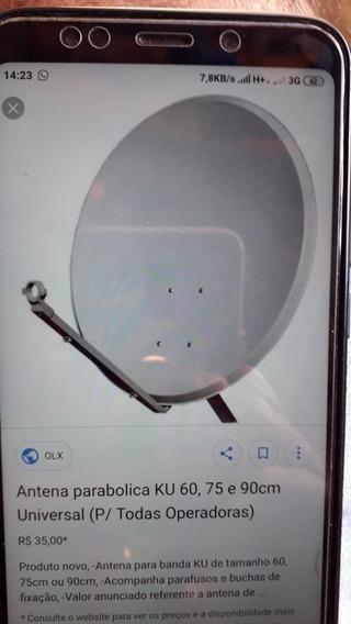 Antena De 90 Usada Na Enviou