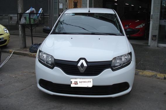 Renault Logan Autentique 2014 Motor 1.6 Nafta. Unica Mano