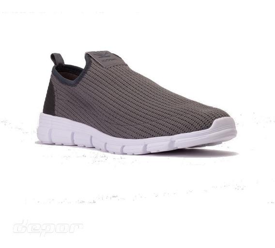 Zapatillas Kioshi Panchas Hombre Sin Cordones Elasticas