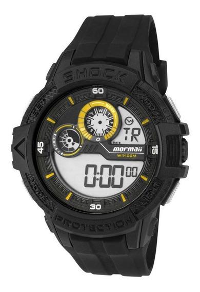 Relógio Mormaii Mo3900a/8y Mo3900a 8y Preto G-shock