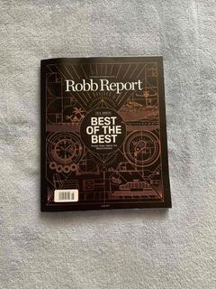 Libro/revista De Lujos Modernos Robb Report