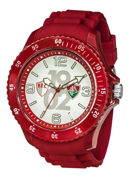 Relógio Bel Watch Fluminense 1902 Bordô