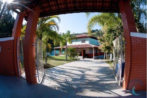 Chácara Com 4 Dormitórios À Venda, 31400 M² Por R$ 1.000.000,00 - Souzas - Monteiro Lobato/sp - Ch0026