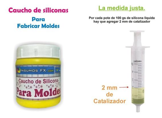 Silicona Para Fabricar Moldes De Artesanias Jabones Velas