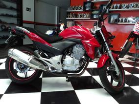 Honda Cb300 R 2014 Vermelha