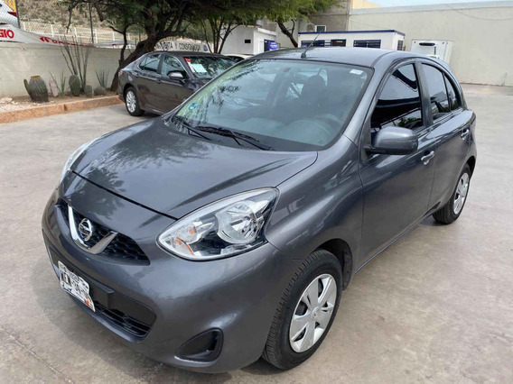 Nissan March 2016 5p Sense L4/1.6 Aut