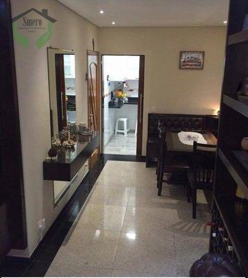 Cobertura Residencial À Venda, Butantã, São Paulo. - Co0092