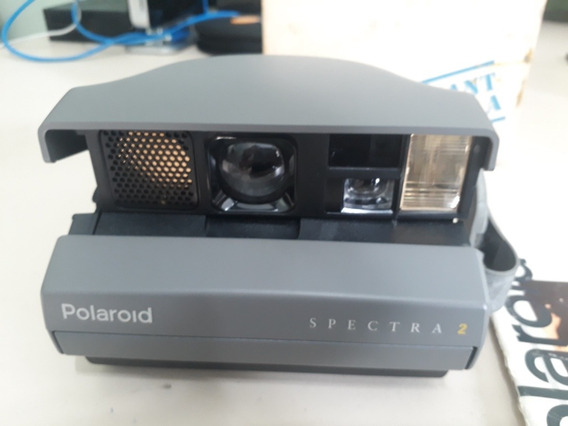 Camera Polaroid Spectra2 Flash Regulavel