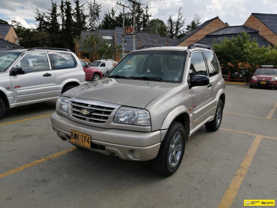 Chevrolet Grand Vitara Mt 1600 Aa 4x4 3p
