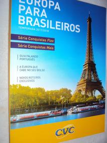 Europa Para Brasileiros Temporada 2017/2018 (sebo Amigo)