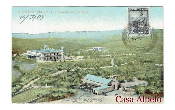 N 200 Cordoba - R. A. - Eden Hotel - La Falda