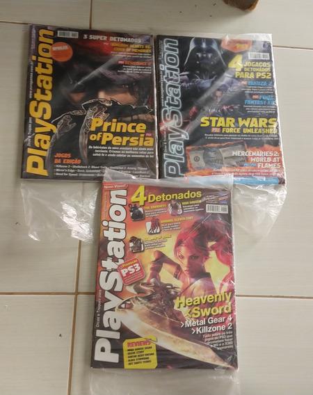 Kit 8 Revista Dicas Truque Playstation