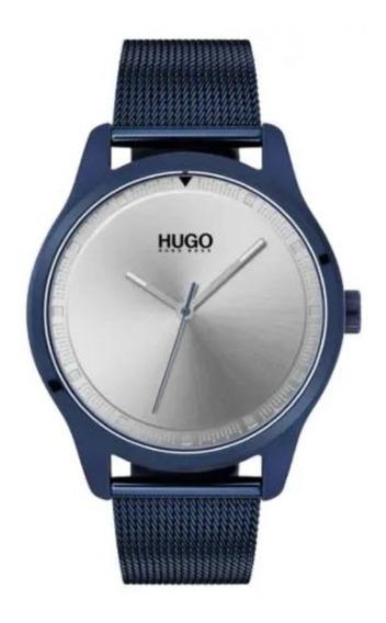 Relógio Hugo Boss Masculino Aço Azul - 1530045