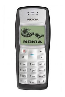 Nokia 1100 Originales Libres Todas Las Empresas Refabrish!!