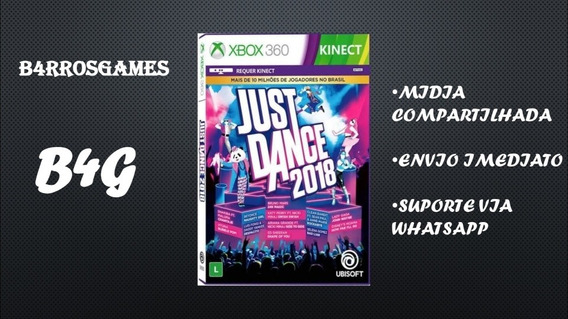 Just Dance - Xbox 360 (mídia Digital)