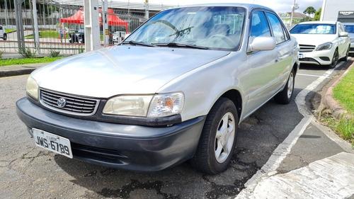 Toyota Corolla 2000 1.8 16v Xei Aut. 4p