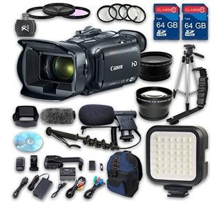 Videocámara Profesional Canon Xa30 Hd + Lente De Gran