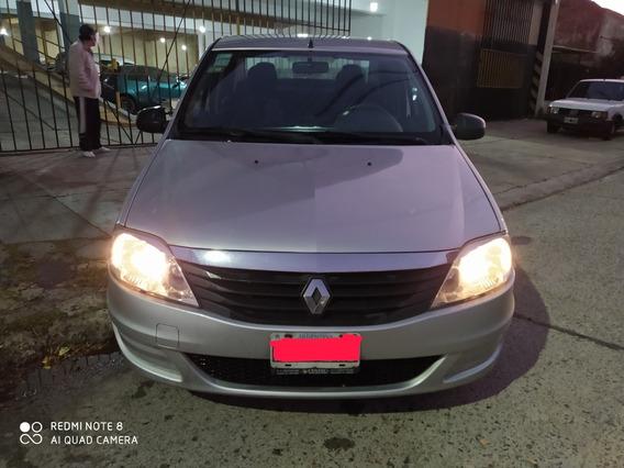 Chocado Renault Clio Gnc