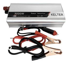 Inversor Tensão Veicular 3000w Transformador 12v 110v 220v