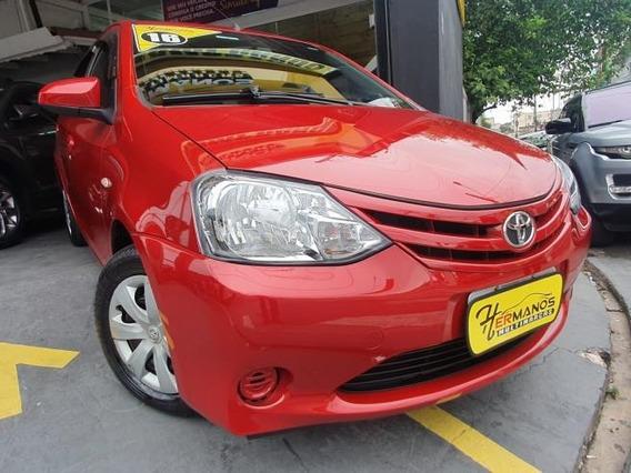 Toyota Etios Sedan Xs Flex Manual