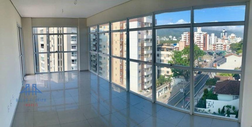 Apartamento Com 3 Dormitórios À Venda, 116 M² Por R$ 1.380.000,00 - Agronômica - Florianópolis/sc - Ap3315