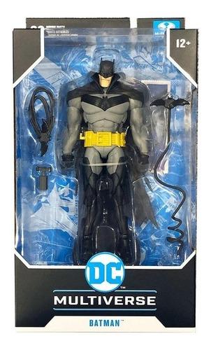 Boneco Batman White Knight Dc Multiverse Mcfarlane