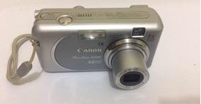 Máquina Fotográfica Canon Power Shot A430 Usado