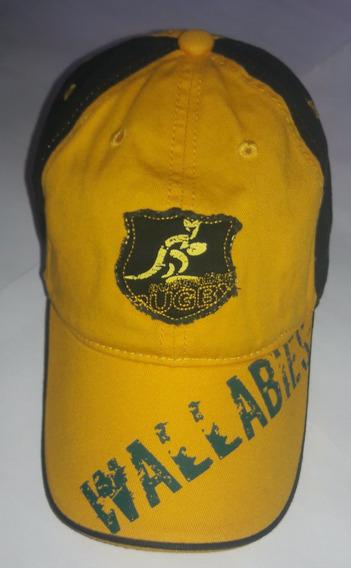 Gorra De Rugby Wallabies Australia Oriasi Lugano