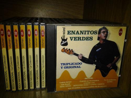 Rock Nacional 22 Cd De Coleccion, Prec X Unidad Llevando 22.