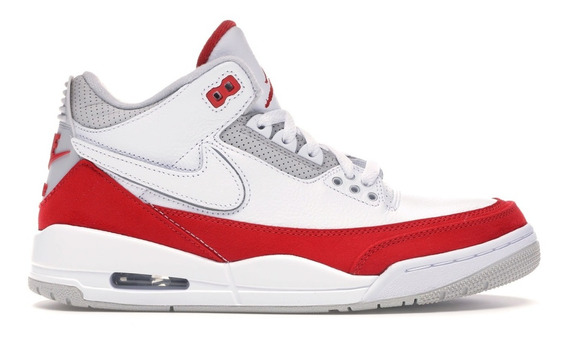 Jordan 3 Retro Tinker White University