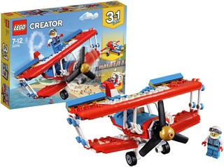 Lego Creator Avion Darevil Stunt Plane 3 En 1 Aen Stock