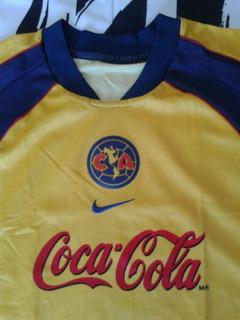 Jersey Club América Nike 2001-2002