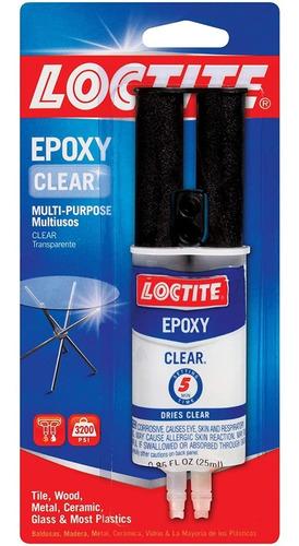 Adhesivo Epoxi Loctite Epoxy Multiproposito Máxima Soldadura
