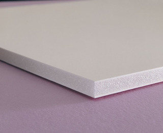 Foam Board Blanco 70x100cm - 3mm