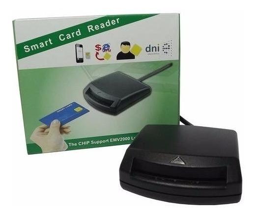 Leitor De Cartão Smart Card Reader Empire E-cpf E-cnpj