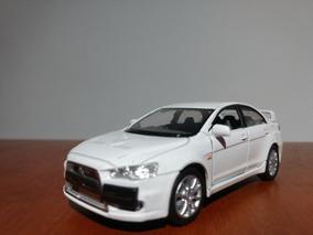 Miniatura Mitsubishi Lancer Evolution