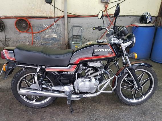 Honda Cb400 Ano 82