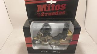 1/18 Honda Gold Wing Mito 2 Ruedas Rdelhobby Mza